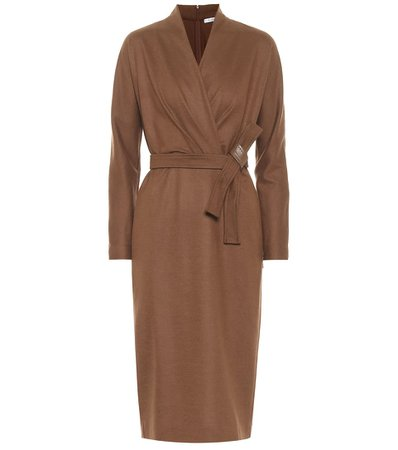 Olimpia Belted Wool Coat | Max Mara - Mytheresa
