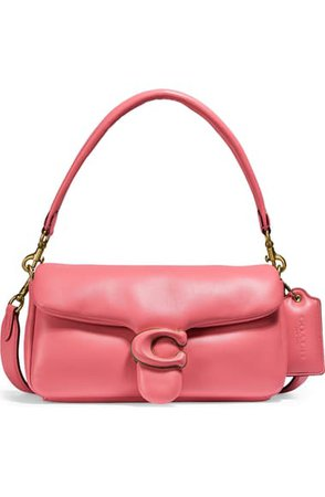 COACH Pillow Leather Crossbody Bag | Nordstrom