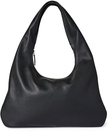 Medium Everyday Leather Shoulder Bag