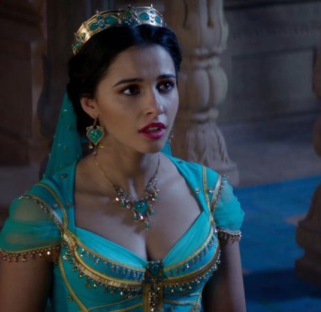 """All Of Jasmine's Looks In The New """"Aladdin"""" Trailer—See Here - HelloGiggles"""