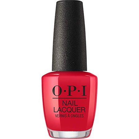OPI Nail Lacquer, Red Heads Ahead: Luxury Beauty