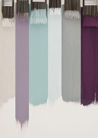 Color Palette #2118 (With images)   Purple color palettes, Violet color palette, Color palette