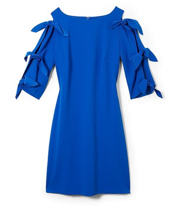 Vince Camuto Tie-Sleeve Dress Womens - Vince Camuto | Vince Camuto