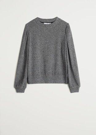 Flecked knit sweater - Women | Mango USA