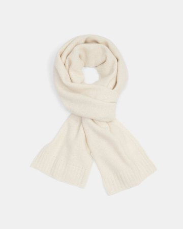 Oversized Scarf in Cashmere