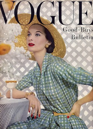 an eye for vintage: vintage Vogue