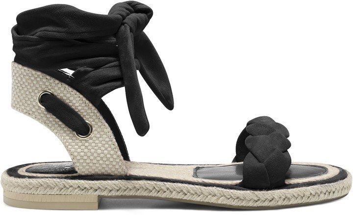Kastela Ankle-Wrap Sandal