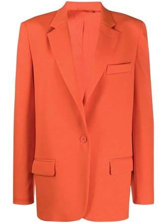 The Attico Blazer Oversize - Farfetch