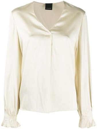 Pinko Relaxed Blouse - Farfetch
