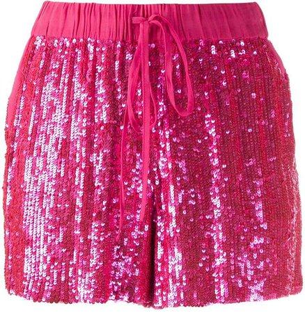 Sequin Shorts
