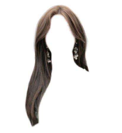 hair png •