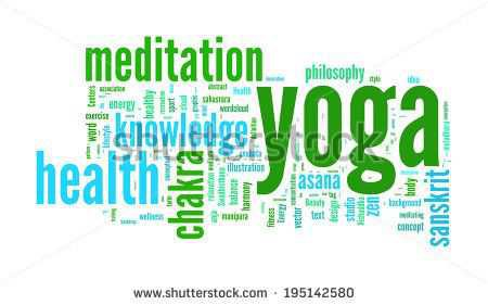 yoga word - Google Search