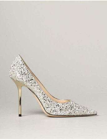Love Glitter Pumps
