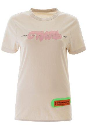 HERON PRESTON Ctnmb Spray T-shirt