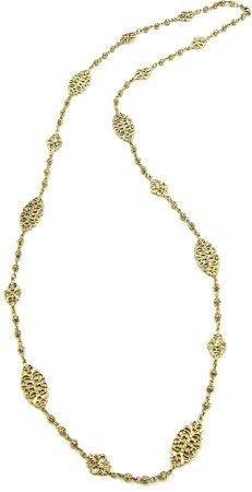Boheme Medallion Necklace