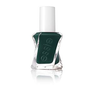 wrap party - dark green gel nail polish, nail color & lacquer - essie