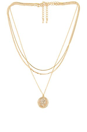 8 Other Reasons Dreamiest Lariat Necklace in Gold | REVOLVE