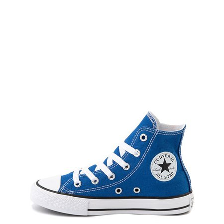 Converse Chuck Taylor All Star Hi Sneaker - Little Kid - Snorkel Blue | Journeys