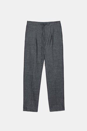 ΠΑΝΤΕΛΟΝΙ ΨΑΡΟΚΟΚΑΛΟ THE EASY PANT - Παντελόνια Joggers-ΠΑΝΤΕΛΟΝΙΑ-ΓΥΝΑΙΚΕΙΑ | ZARA ΕΛΛΑΔΑ