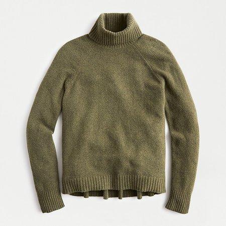 J.Crew: Turtleneck Sweater In Supersoft Yarn