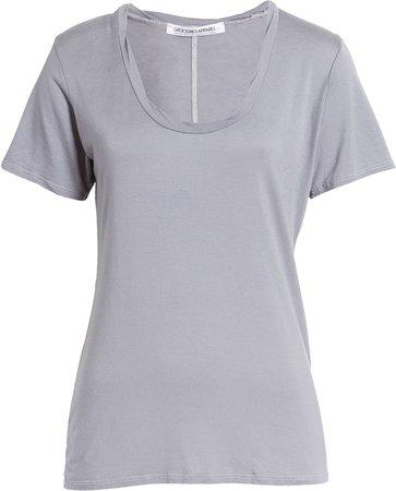 Groceries Apparel Sonia Scoop Neck T-Shirt