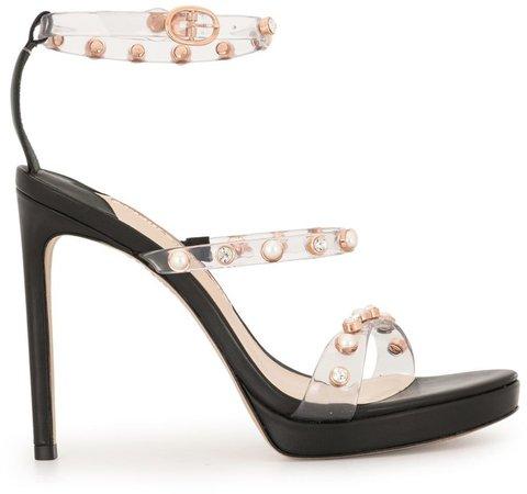 Dina gem leather sandals