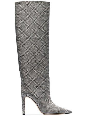 Jimmy Choo Mavis 100 Knee Boots Aw19 | Farfetch.com