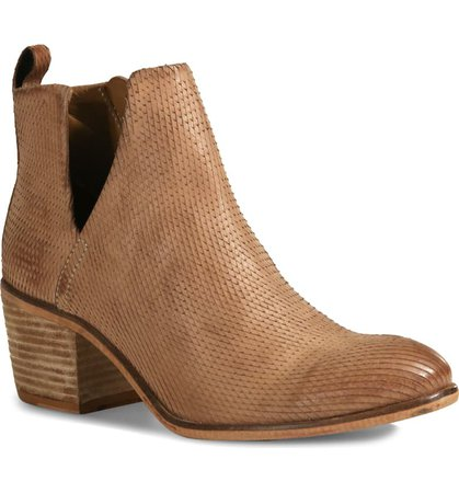 Band of Gypsies Oslo Bootie (Women) | Nordstrom