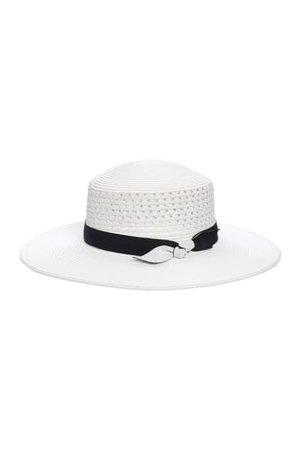Halogen® Straw Boater Hat | Nordstrom