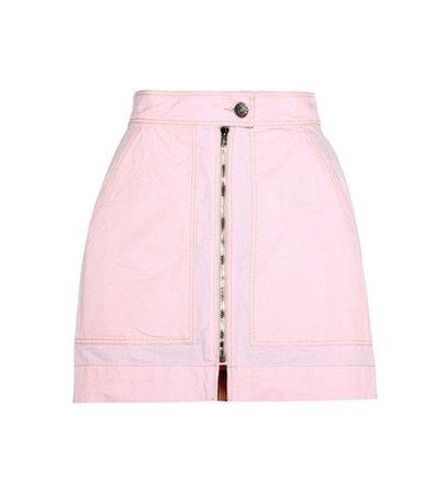 Demie denim skirt