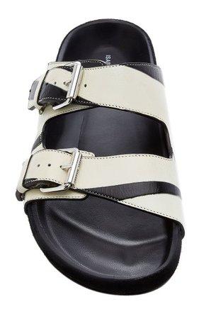 Lennyo Printed Leather Sandals By Isabel Marant | Moda Operandi