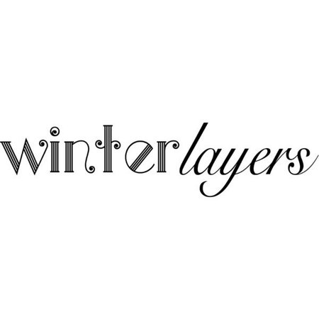 winter layers words - Google Search