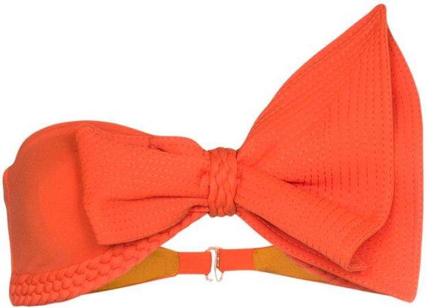 Cove bow bikini top