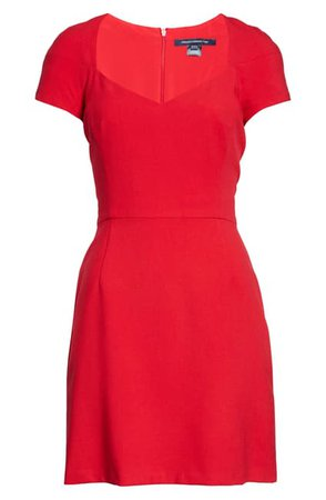 French Connection   Whisper A-Line Dress   Nordstrom Rack