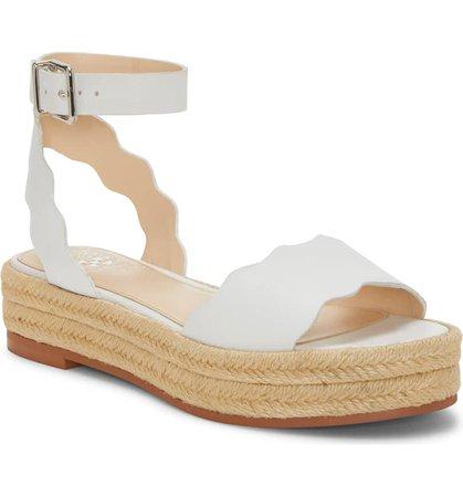 Vince Camuto Kamperla Ankle Strap Espadrille Sandal (Women) | Nordstrom
