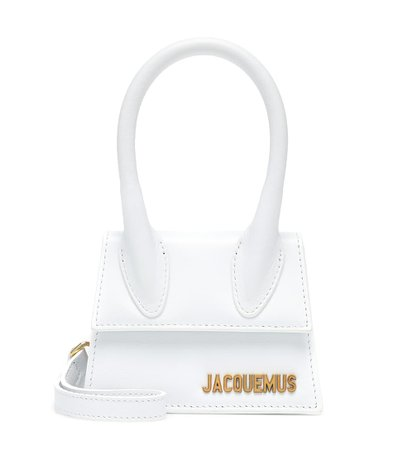 Le Chiquito Leather Tote | Jacquemus - Mytheresa