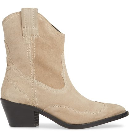ALLSAINTS Shira Western Boot (Women) | Nordstrom