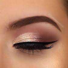 gold eye makeup - Buscar con Google