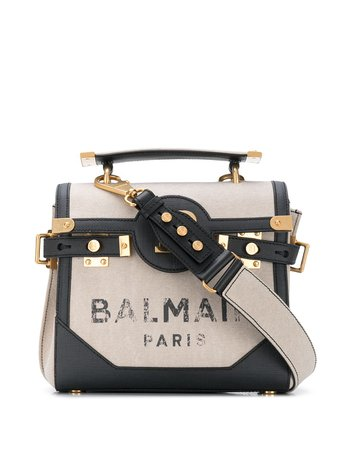 Balmain B-Buzz 23 Tote Bag Aw20 | Farfetch.Com