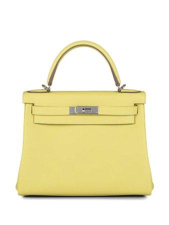Hermès 2020 pre-owned Kelly II 28 Tote Bag - Farfetch