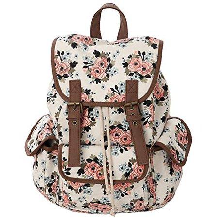 Floral Backpacks: Amazon.com