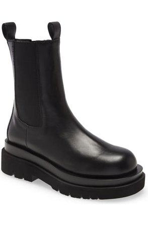 Jeffrey Campbell Tanked Chelsea Boot (Women) | Nordstrom