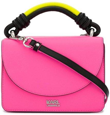K/Neon tote bag