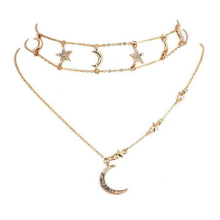 Sun & Moon Choker Necklace – Boogzel Apparel