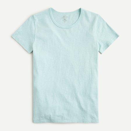 J.Crew: Painter Shrunken Crewneck T-shirt For Women