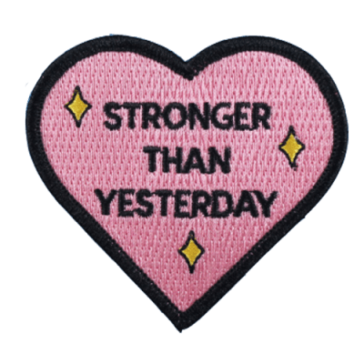 stronger patch