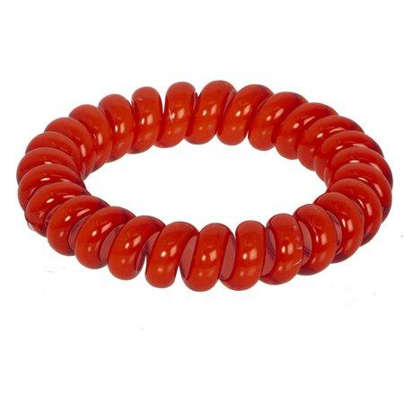 Telephone cord hair tie.   710171   Wholesale Fashion Jewelry