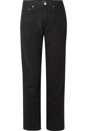 Totême | Original mid-rise straight-leg jeans | NET-A-PORTER.COM