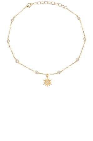 Baby Starburst Necklace