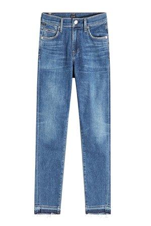 Rocket Hotline Distressed Skinny Jeans Gr. 27
